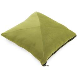 Cojín verde 45 x 45 cm