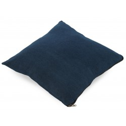 Cojín azul 45 x 45 cm