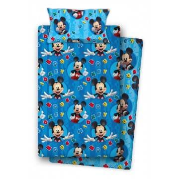 Juego de sábanas Mikey Mouse