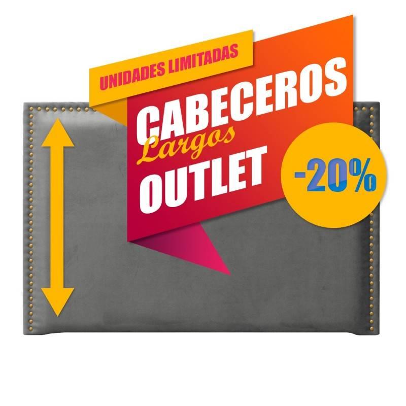 OUTLET CABECEROS TAPIZADOS LARGOS