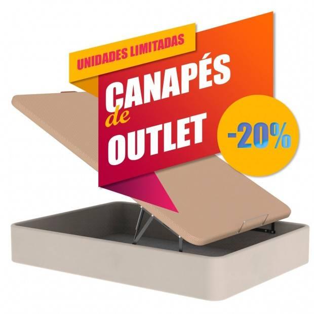 OUTLET CANAPÉS