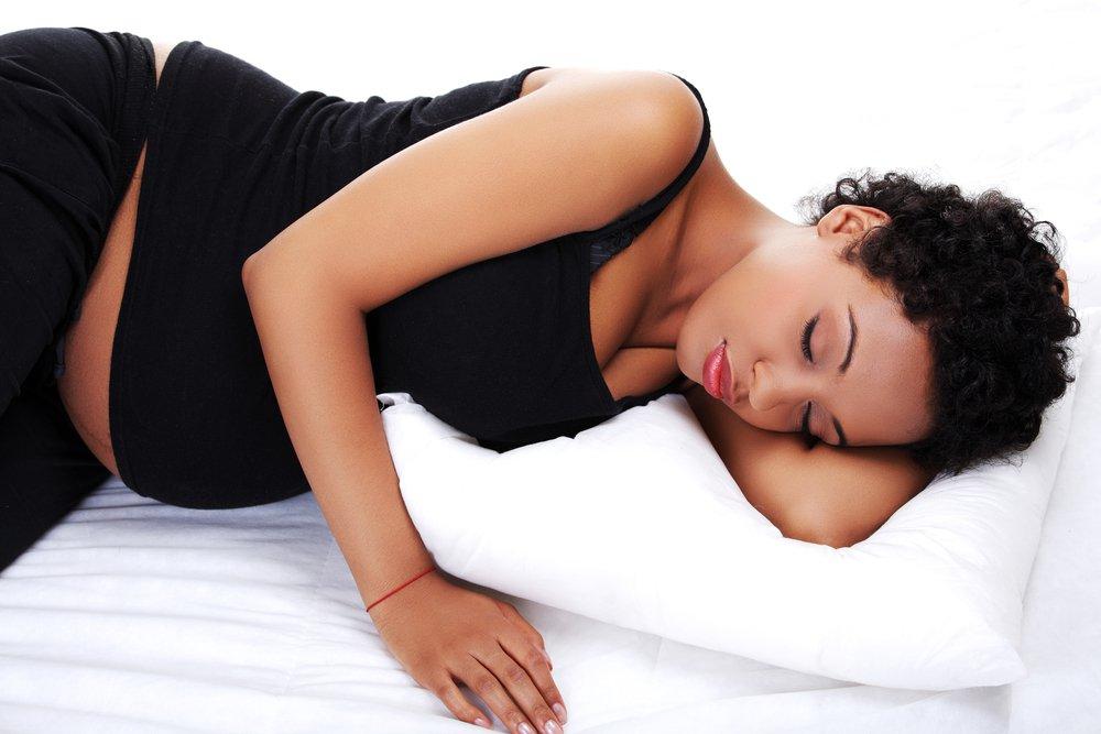 dormir durante embarazo