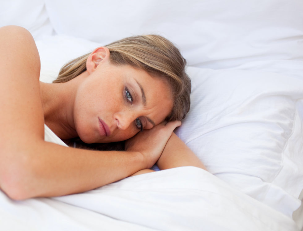 dormir estresado