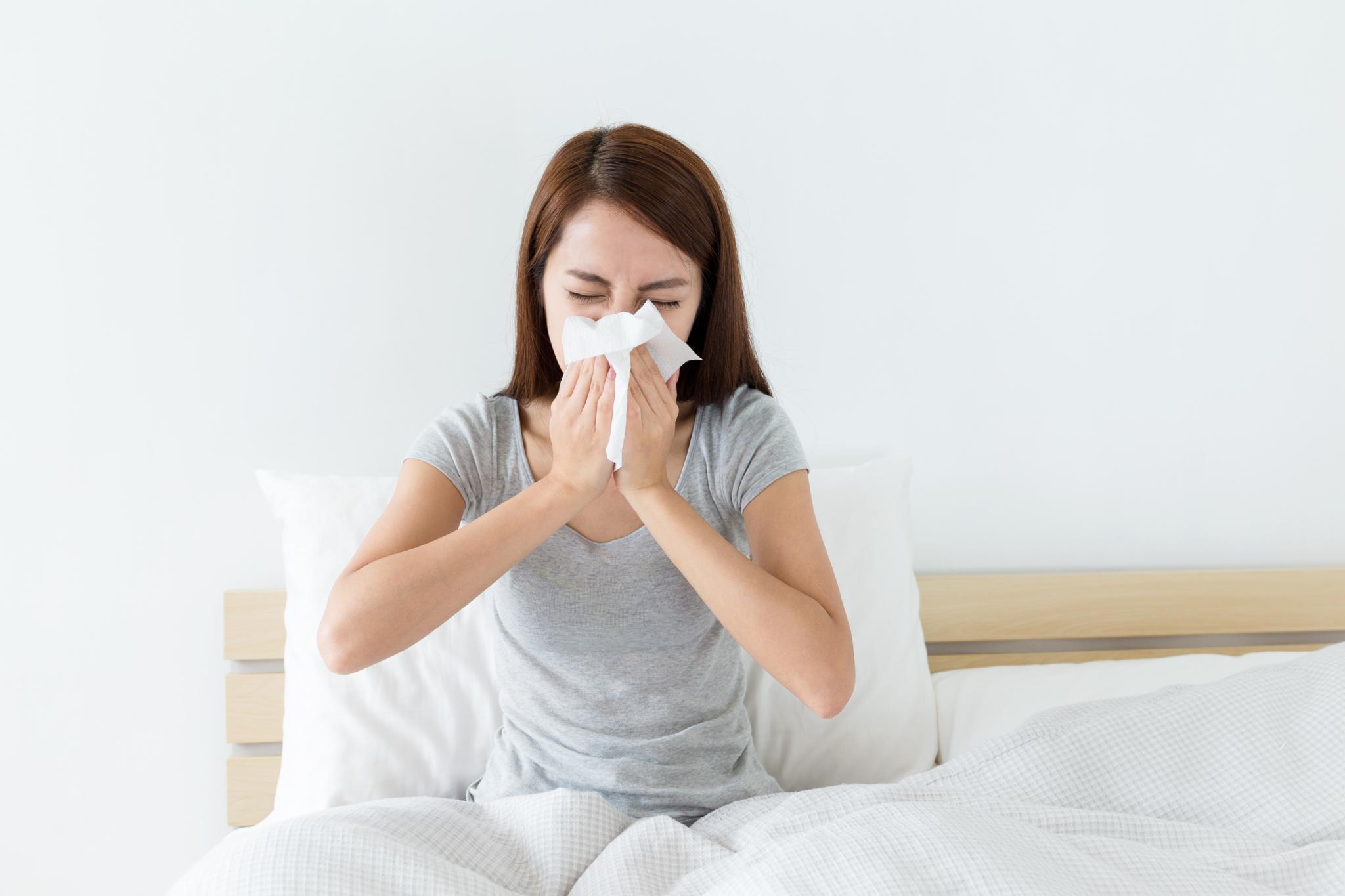 alergias y insomnio