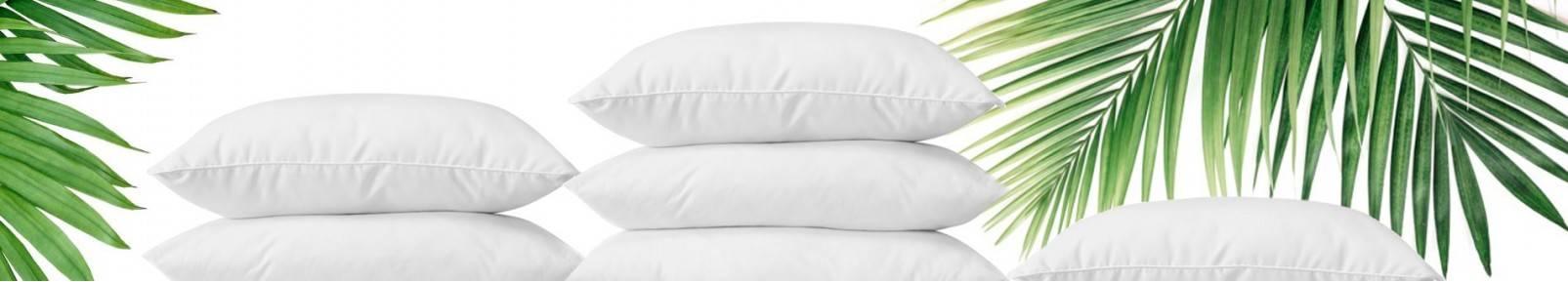 Almohadas de fibra [Fabricantes]
