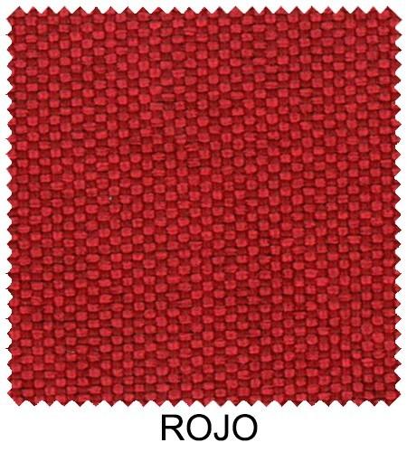Tela - TOP 123- Rojo