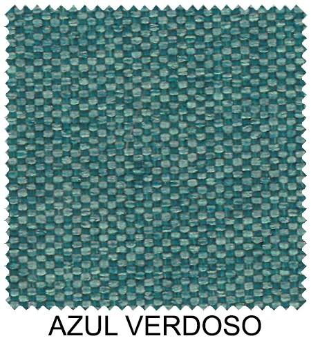 Tela Azul verdoso