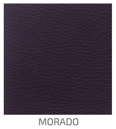 Polipiel Morado - 3D Negro