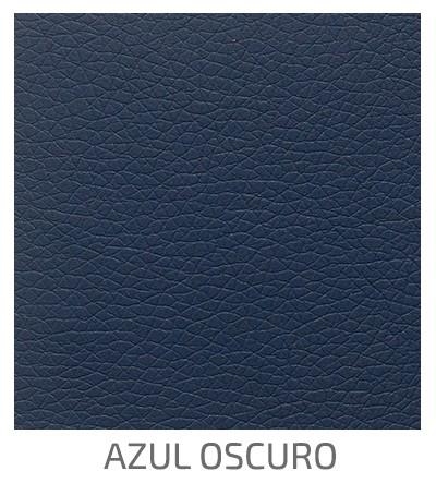 Polipiel Azul - 3D Negro
