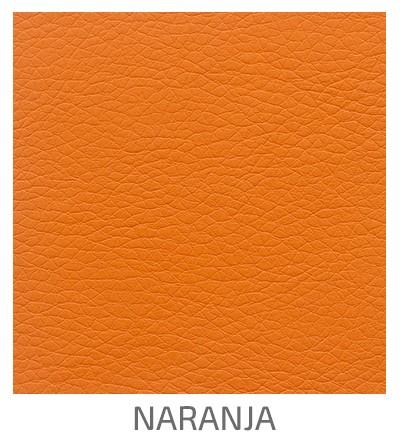 Polipiel Naranja - 3D Blanco