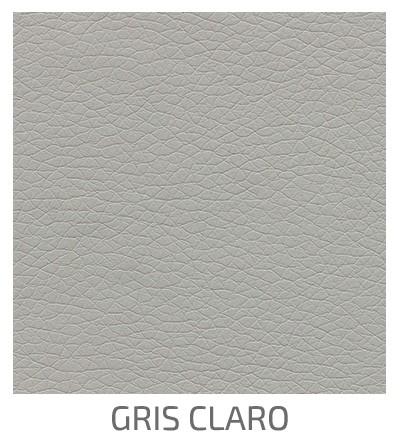 Polipiel Gris Claro - 3D gris
